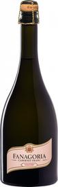 Вино игристое розовое полусухое «Фанагория Каберне Фран»