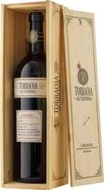 Вино красное сухое «Ghemme» 2009 г., в деревянной подарочной упаковке