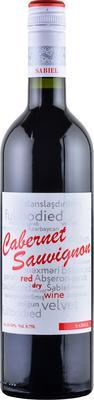 Вино красное сухое «Cabernet Sauvignon Sabiel»