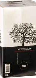 Вино красное сухое «Monte Seco Red»