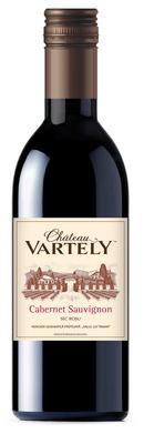 Вино красное сухое «Chateau Vartely Cabernet Sauvignon, 0.25 л»