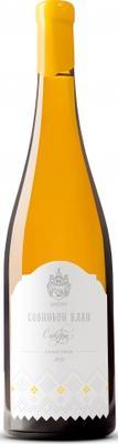 Вино белое сухое «Сикоры Совиньон Блан» 2016 г.