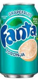 Газированный напиток «Fanta Grapefruit»