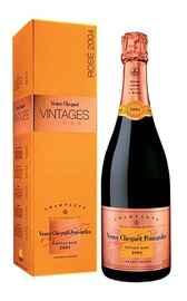 Шампанское белое брют «Veuve Clicquot Ponsardin Vintage» в подарочной упаковке