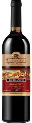 Вино красное полусладкое «Palavani Kindzmarauli»