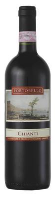Вино красное сухое «Portobello Chianti » 2017 г.