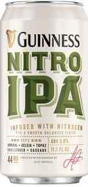 Пиво «Guinness Nitro IPA» в жестяной банке