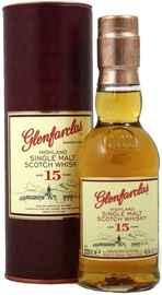 Виски шотландский «Glenfarclas 15 years» в тубе