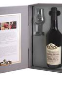 Кальвадос «Coeur de Lion Calvados Selection» в подарочной упаковке с двумя бокалами