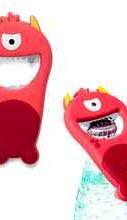 Открывалка «Monster красная магнитная»