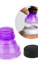 Пробка для напитков  «Snap фиолетовая»