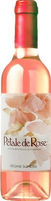 Вино розовое сухое «Petale de Rose Chateau La Tour de L'Eveque, 0.375 л» 2017 г.