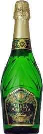 Вино игристое белое полусладкое «Villa Amalia Sparkling Wine Moscato»