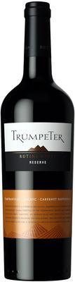 Вино красное сухое «Blend Reserve Trumpeter»
