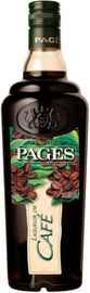 Ликер «Pages Cafe»