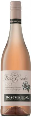 Вино розовое сухое «Boschendal The Rose Garden» 2017 г.