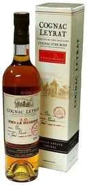 Коньяк французский «Cognac Leyrat XO Vieille Reserve» в подарочной упаковке