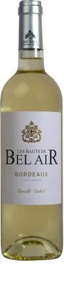 Вино белое сухое «Les Hauts de Bel Air Blanc Bordeaux»