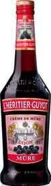 Ликер «L'Heritier-Guyot Creme de Mure»