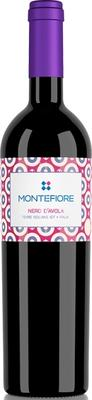 Вино красное сухое  «Montefiore Nero d'Avola»