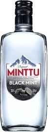 Ликер «Minttu Blackmint»
