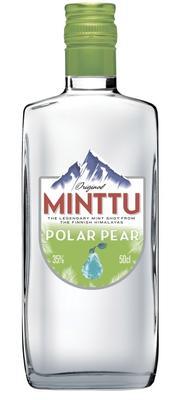 Ликер «Minttu Polar Pear»