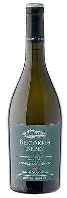 Вино белое сухое «Высокий берег Грюнер-Вельтлинер»