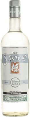 Ром «Santero Silver Dry»