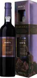 Портвейн «Dow's Nirvana» в подарочной упаковке
