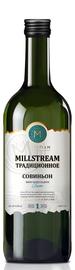 Вино столовое белое полусладкое «Millstream Традиционное Совиньон»