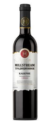Вино столовое красное полусладкое «Millstream Традиционное Каберне »