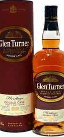 Виски шотландский «Single Malt Glen Turner Heritage Double Cask» в подарочной упаковке
