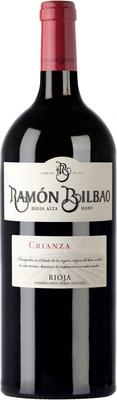 Вино красное сухое «Ramon Bilbao Crianza» 2015 г.