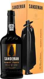 Портвейн «Sandeman Tawny Porto» в подарочной упаковке