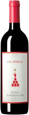 Вино красное сухое «Col d'Orcia Rosso di Montalcino» 2015 г.