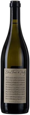 Вино белое сухое «Blanc Fume de Pouilly» 2014 г.