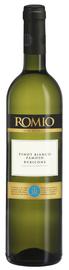 Вино белое полусухое «Romio Pinot Bianco Famoso Rubicone» 2017 г.