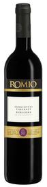 Вино красное полусухое «Romio Sangiovese Cabernet» 2017 г.