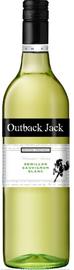 Вино белое сухое «Berton Vineyards Outback Jack Semillon Sauvignon Blanc» 2016 г.