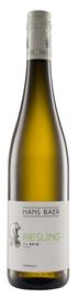 Вино белое полусухое «Hans Baer Riesling» 2017 г.