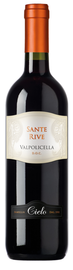 Вино красное сухое «Sante Rive Valpolicella» 2017 г.