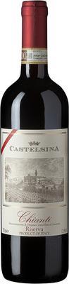 Вино красное сухое «Castelsina Chianti Riserva» 2012 г.