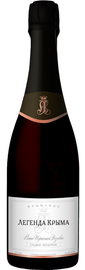 Вино игристое розовое сладкое «Легенды Крыма Мускатное»
