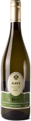 Вино белое сухое  «Gavi del Comune di Gavi» 2017 г.