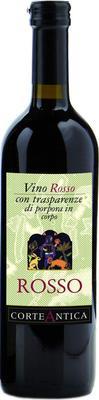 Вино красное полусухое «Casa Vinicola Caldirola Corte Antica»