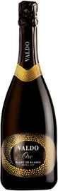 Вино игристое белое экстра драй «Valdo Oro Blanc de Blancs Extra Dry»