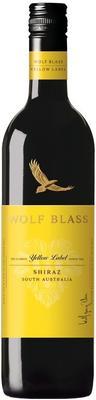 Вино красное сухое «Wolf Blass Yellow Label Shiraz» 2016 г.