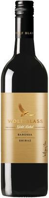 Вино красное сухое «Wolf Blass Gold Label Shiraz» 2015 г.