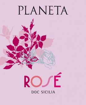 Вино розовое сухое «Rose Planeta» 2016 г.