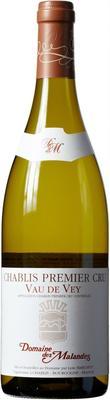 Вино белое сухое «Chablis Premier Cru Vau de Vey» 2016 г.